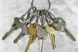 SBiner-KeyRing-Steel-Keys
